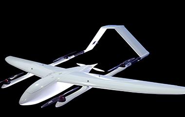 V6-EZ 垂直起降固定翼无人机